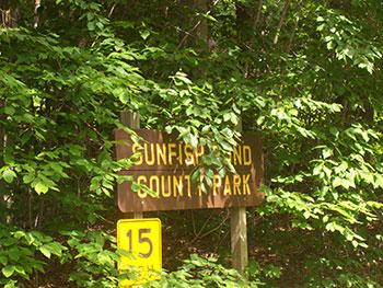 Sunfish Pond County Park