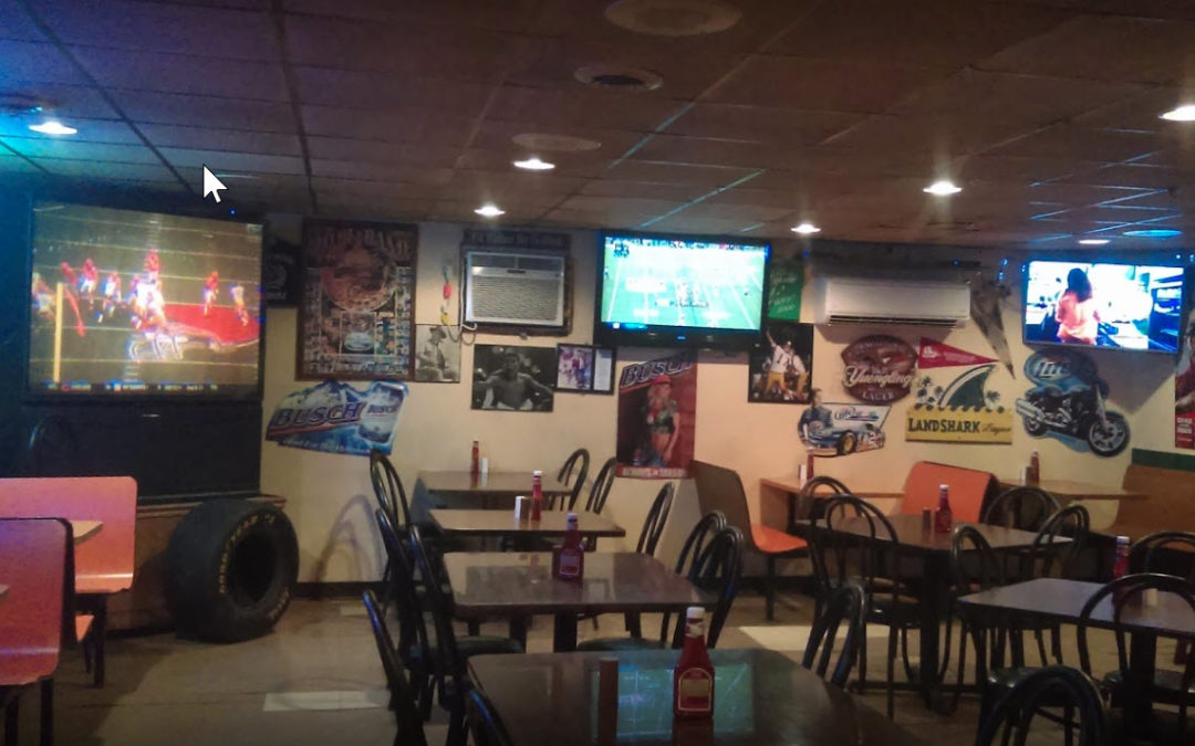 The Ram Zone Sports Bar & Grill