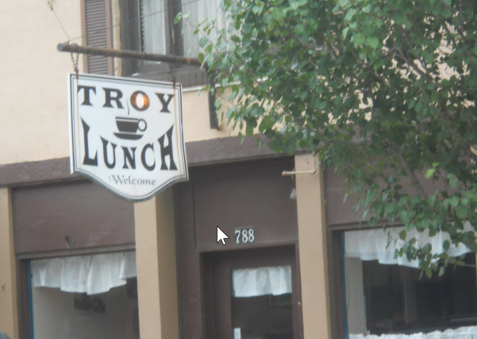 Troy Lunch