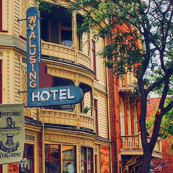 Wyalusing Hotel & Annex