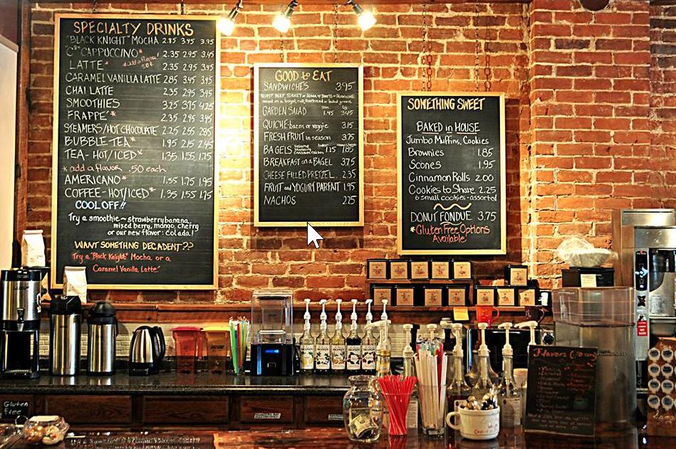 Community Cup Coffee & Tea House
