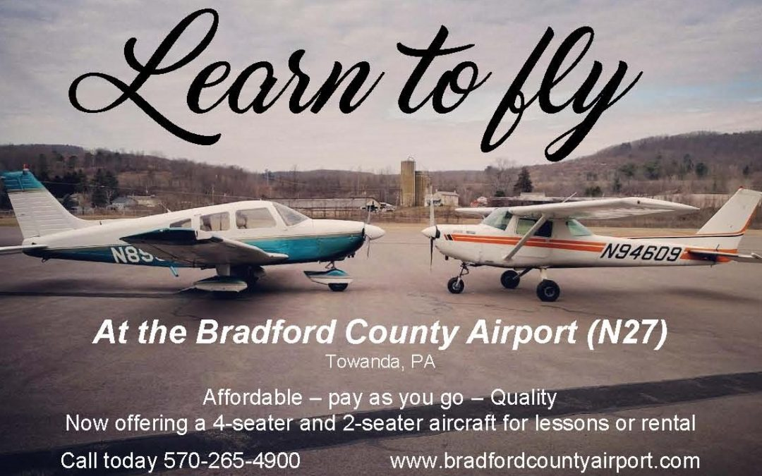Bradford County Airport