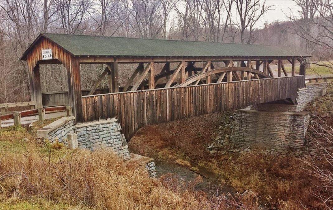 Knapp's Covered Bridge