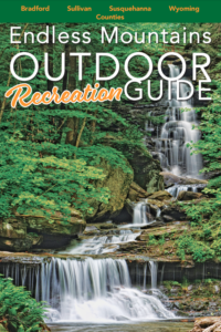 Outdoor recreation guide cover